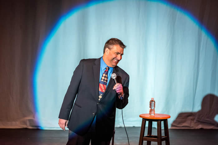 Comedian Cancer Survivor And Motivational Speaker Joe Yannetty at Don Barnhart Entertainment