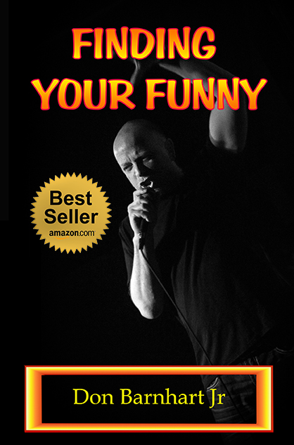 Inspirational Keynote Speaker Don Barnhart's New Book Finding Your Funny