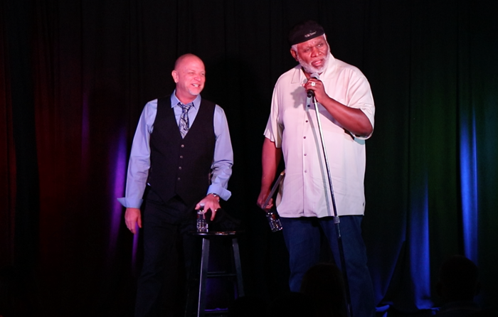 Inspirational and motivational comedian Don Barnhart appears nighlty in Las Vegas